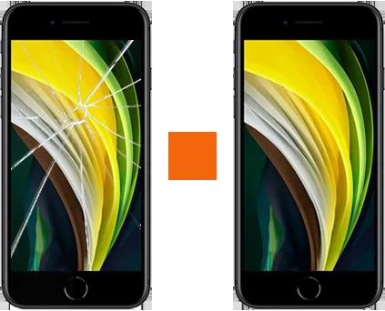 iPhone SE (2020) Reparaties Assen